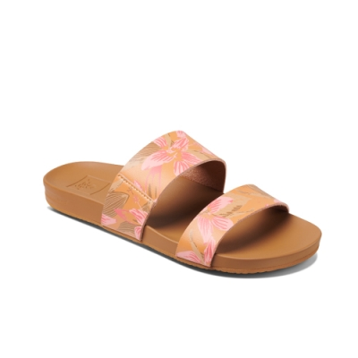REEF 拖鞋 兩片式織帶 彈力系列 拖鞋  花紋 女款 RF0A3OKSHIB