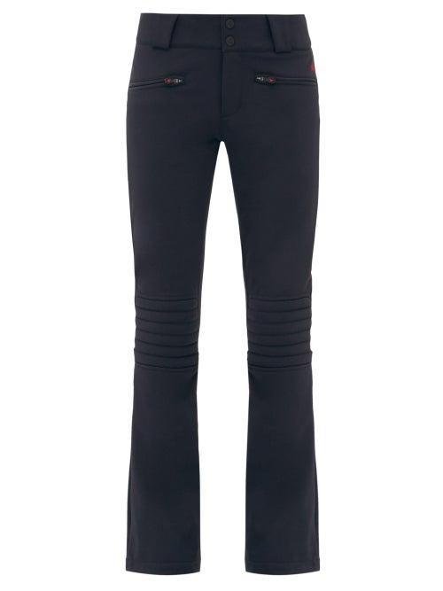 Perfect Moment - Aurora Flared Ski Trousers - Womens - Black
