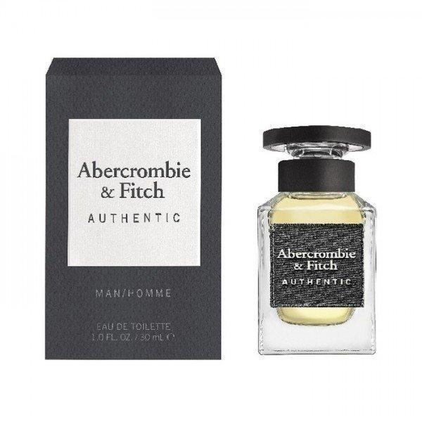 Abercrombie & Fitch A&F 愛芙趣 真我男性淡香水 30ML 黑皮TIME 66036