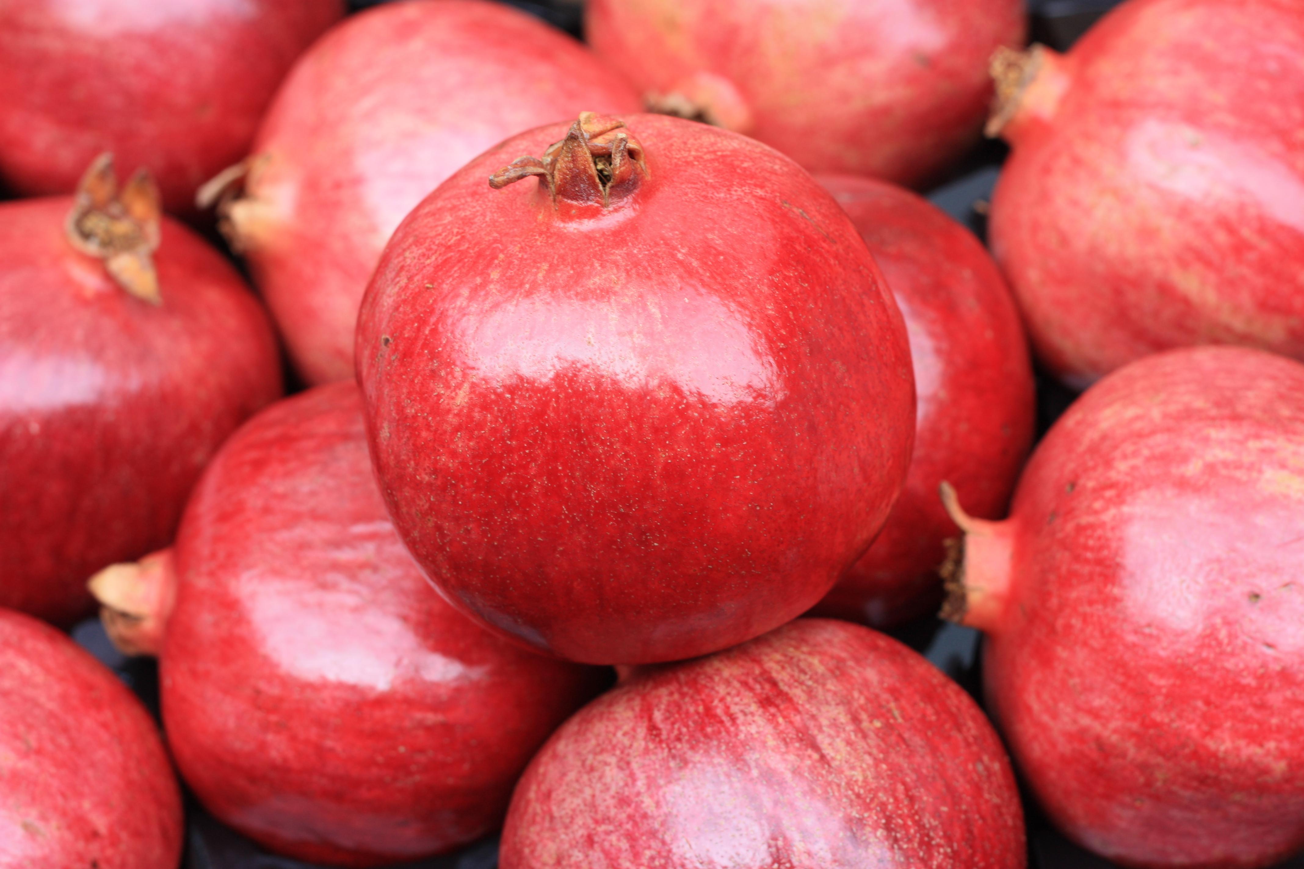 【抗氧化之王❤️天然紅寶石❤️新鮮石榴】頂級XL號原裝13kg(18-22顆)