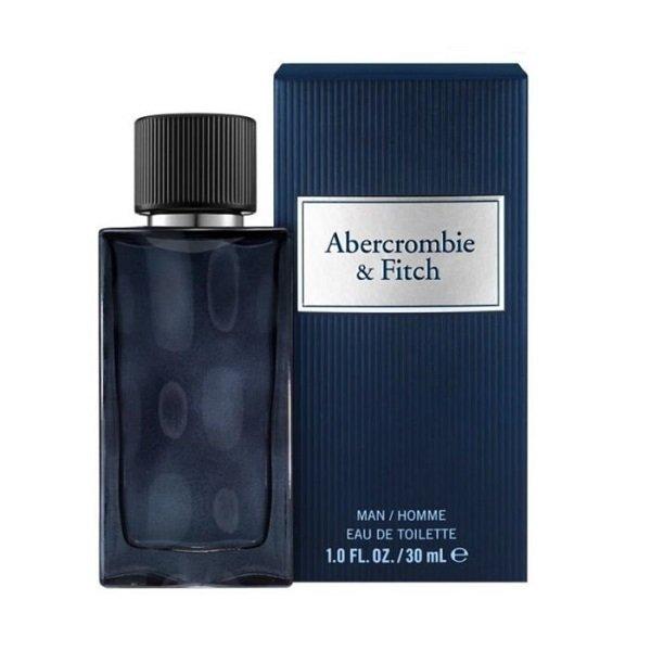 Abercrombie & Fitch A&F 愛芙趣 湛藍男性淡香水 30ML 黑皮TIME 67033