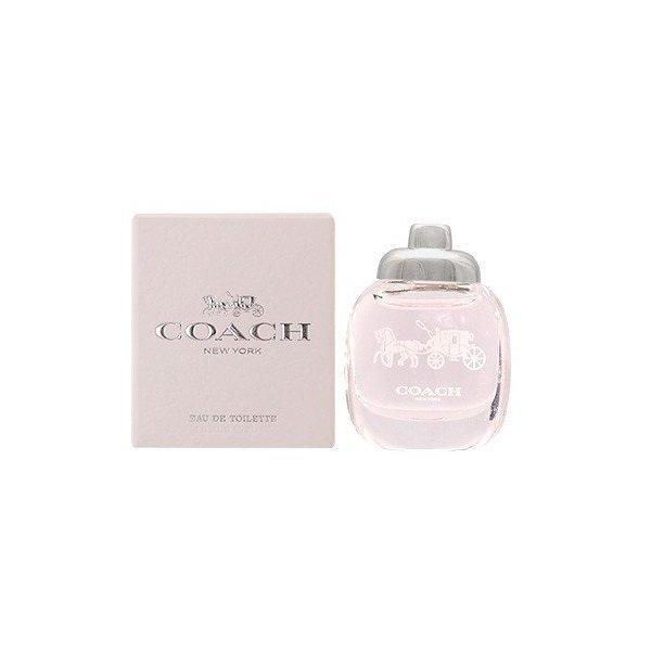 COACH 蔻馳 時尚經典女性淡香水迷你瓶 4.5ML 黑皮TIME 82303