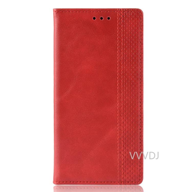Oukitel K7 Pro手機殼Oukitel K7錢包翻蓋風格復古烙印皮革手機後蓋Oukitel K7 Power帶