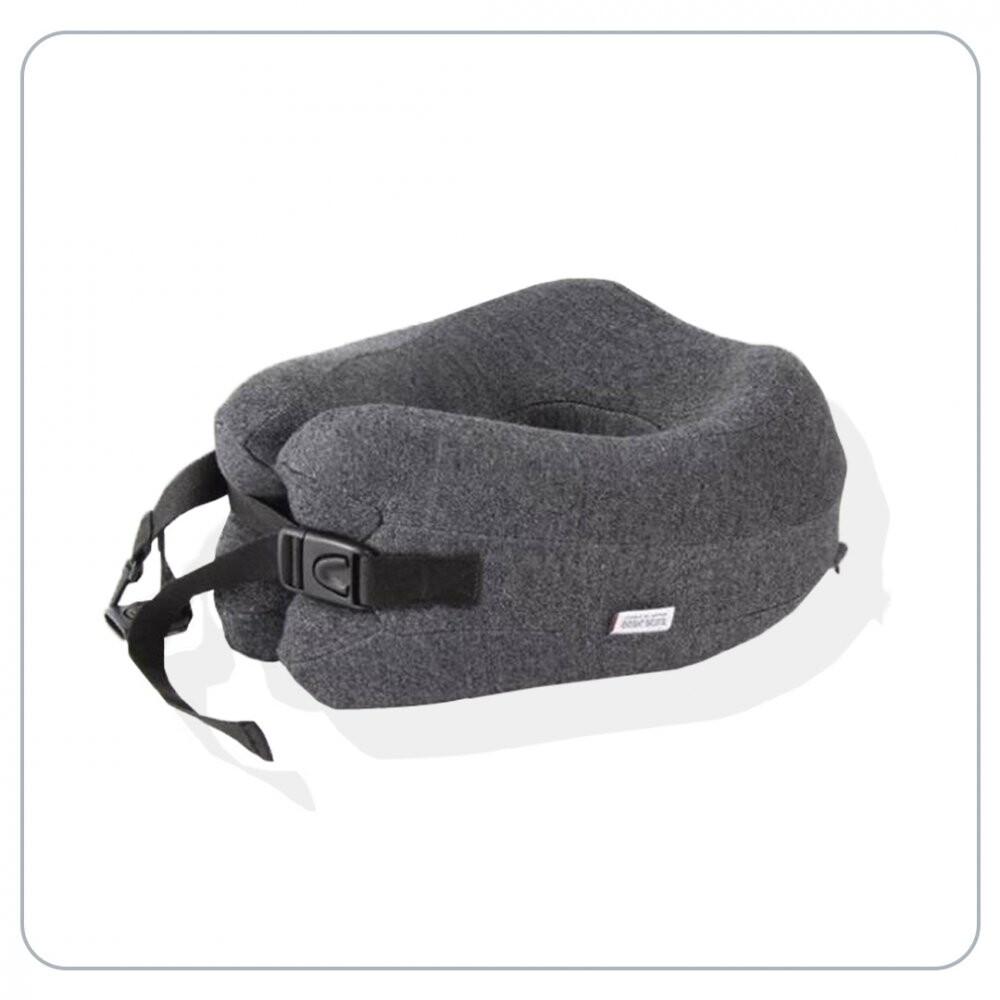 旅行必備旅行枕(頸枕)-韓版專利設計如睡記憶綿般減低旅行不適