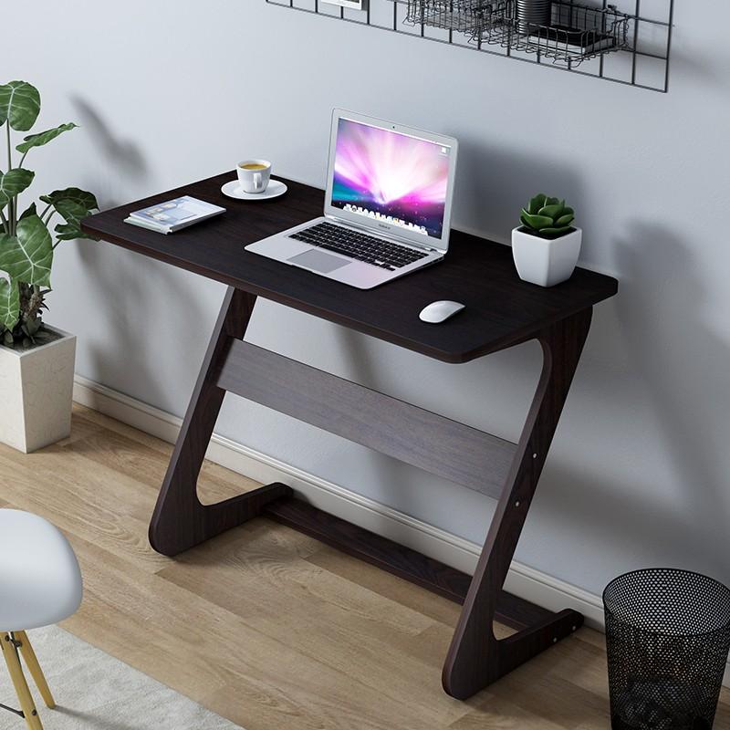臺式電腦桌簡易家用臥室辦公寫字中學生學習小戶型筆記本Z型書桌