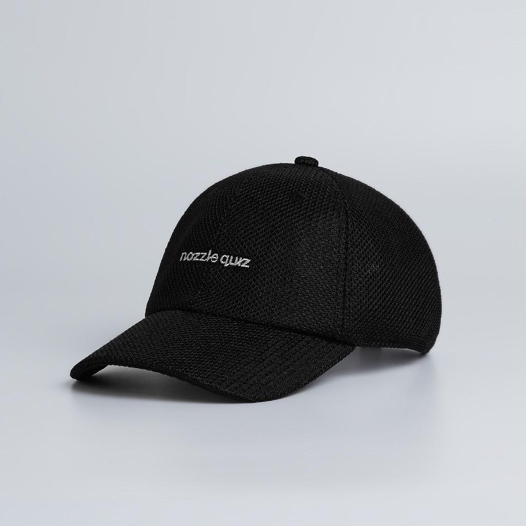 WK.P-01 黑色 - 經典棒球帽