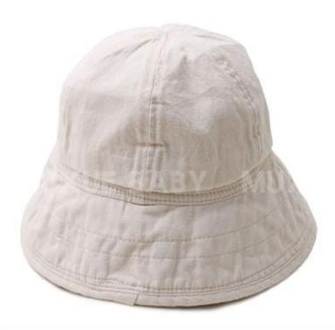 mouche幼兒兒童aileen遮陽帽