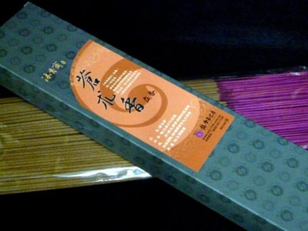 施金玉沐香齋【蒼朮香一尺六立香】一盒500元/全店同價位香品買5盒送1盒