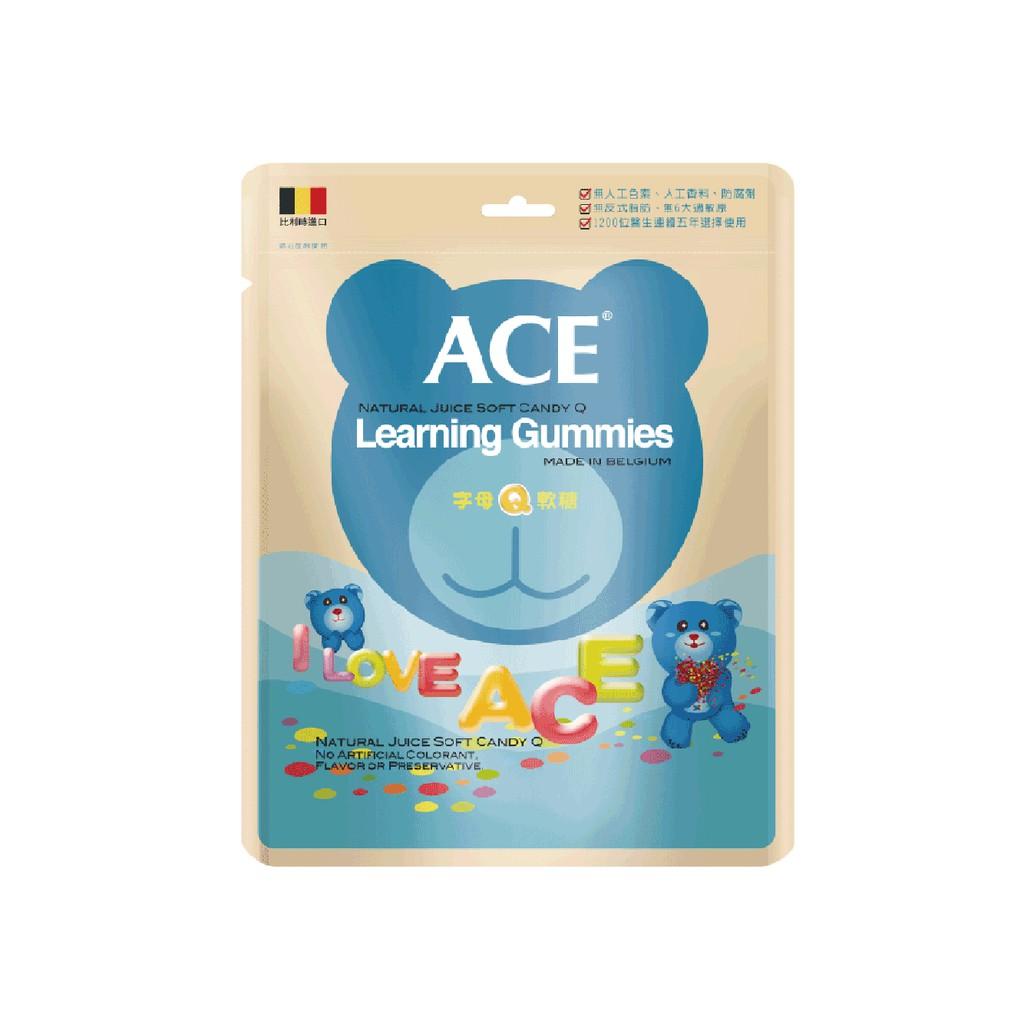 ACE字母Q軟糖48g X 1包【富康活力藥局】