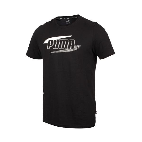 PUMA 男短袖T恤(歐規 純棉 上衣 休閒 慢跑≡體院≡ 58348851