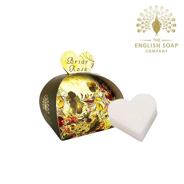 The English Soap Company 薔薇玫瑰 Briar Rose 60g 乳木果油植萃香氛皂