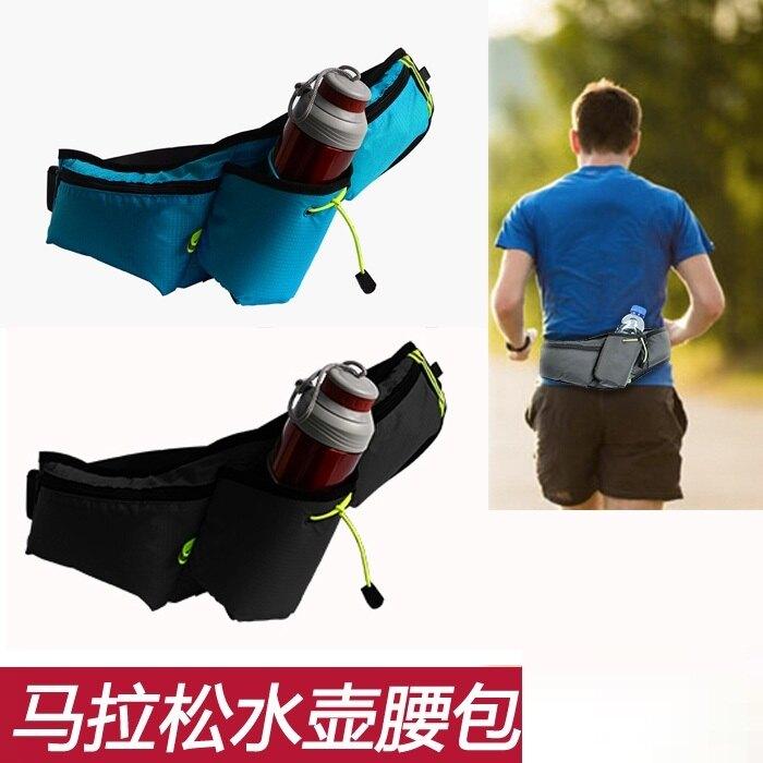 運動腰包男女多功能水壺腰包馬拉松跑步腰包6寸手機