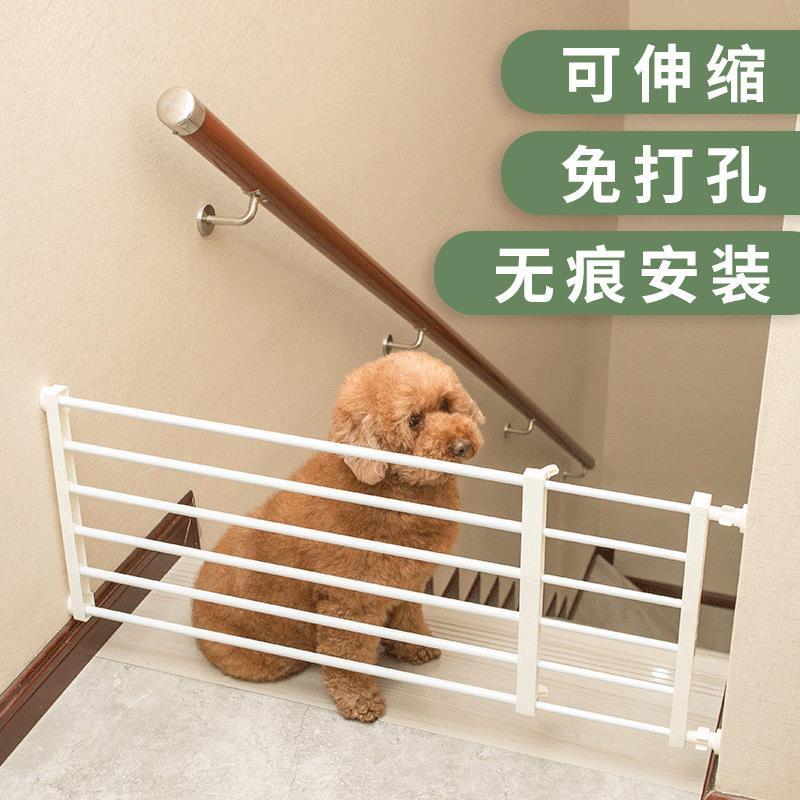 狗狗圍欄 網紅寵物貓咪狗狗門欄圍欄柵欄欄桿室內嬰泰迪隔離防護欄小型大型 OB9925