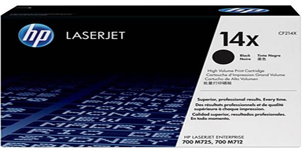 CF214X HP原廠高容量黑色碳粉匣 適用 M725dn / M725f