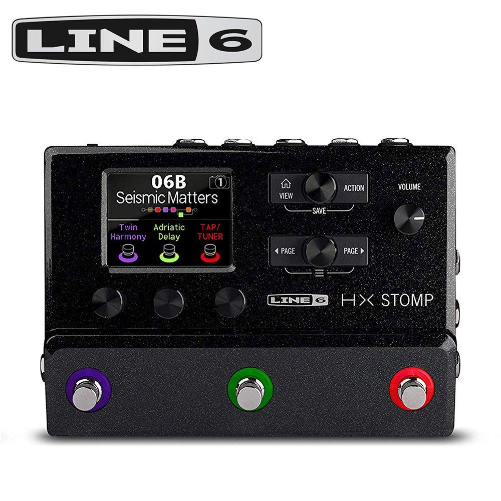 LINE 6 HX Stomp 綜合效果器