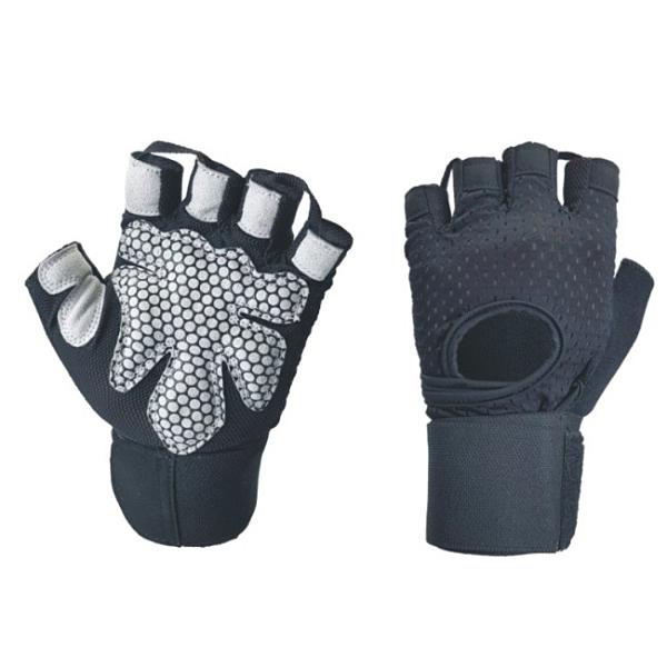 成功 綁帶型透氣防滑手套(M)x2組