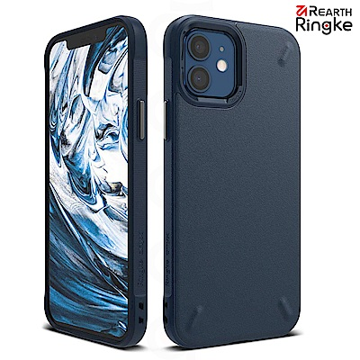 【Ringke】Rearth iPhone 12 mini [Onyx] 防撞緩衝手機殼