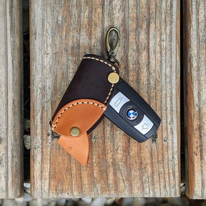 汽車鑰匙套 轉動式開關 舊款BMW , Toyota 適用
