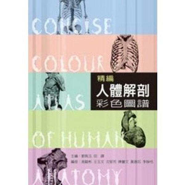 人體解剖彩色圖譜