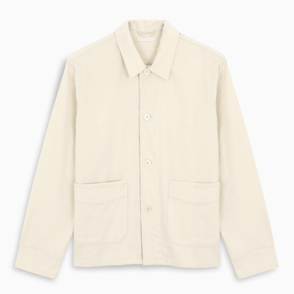 OUR LEGACY Cream white Archive box jacket