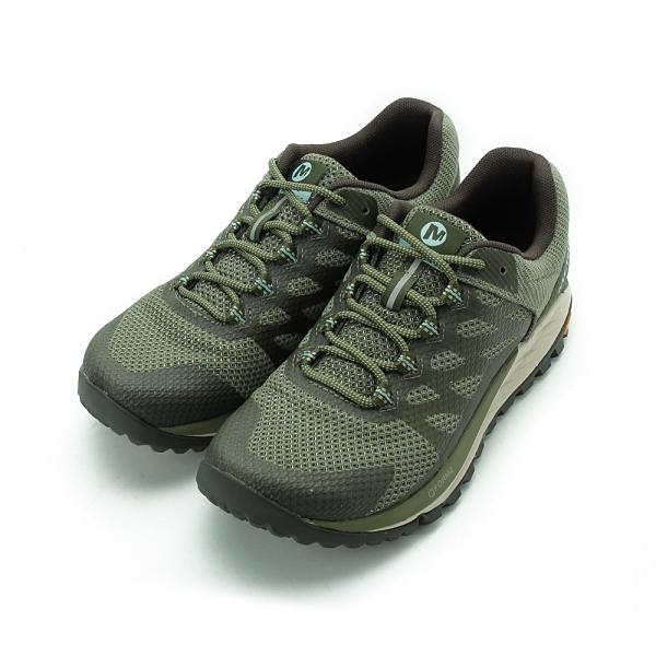 MERRELL ANTORA 2 越野健行鞋 橄欖綠 ML035632 女鞋 登山│郊山│多功能│戶外