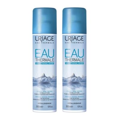 Uriage 含氧等滲透壓活泉噴霧 300ml 雙瓶優惠組