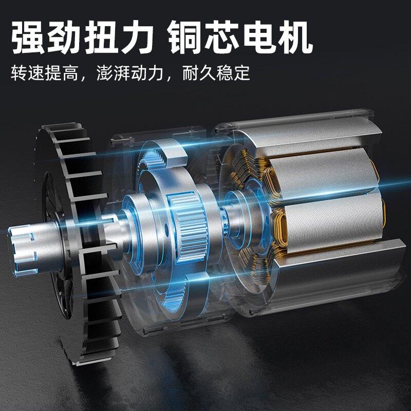 德國芝浦鋰電鉆充電式手電鉆小手鉆電鉆沖擊多功能電動
