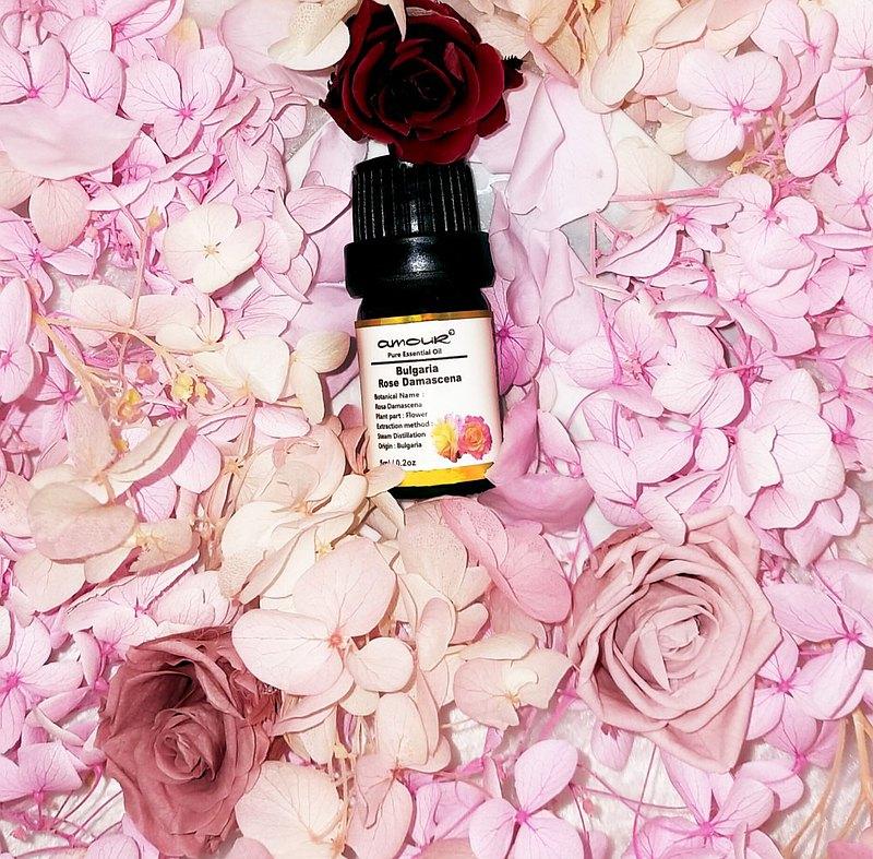 【限定優惠】大馬士革玫瑰精油買一送一
