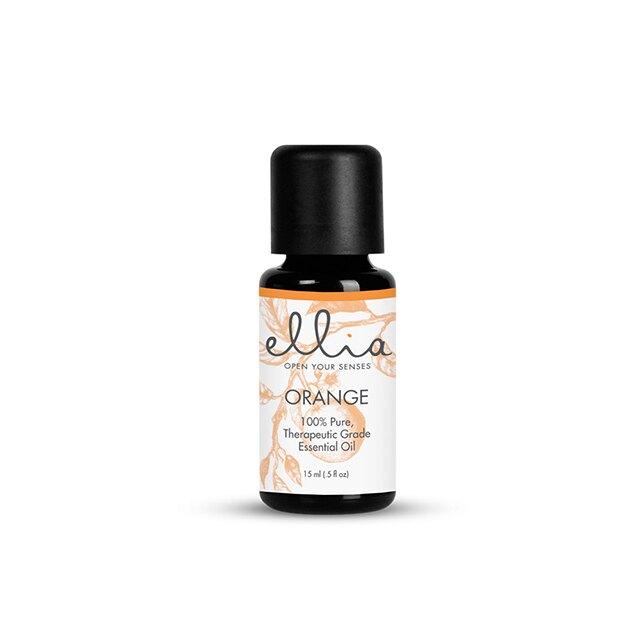 《美國ELLIA伊莉亞》ORANGE 柳橙精油(15ml) ARM-EO15ORG
