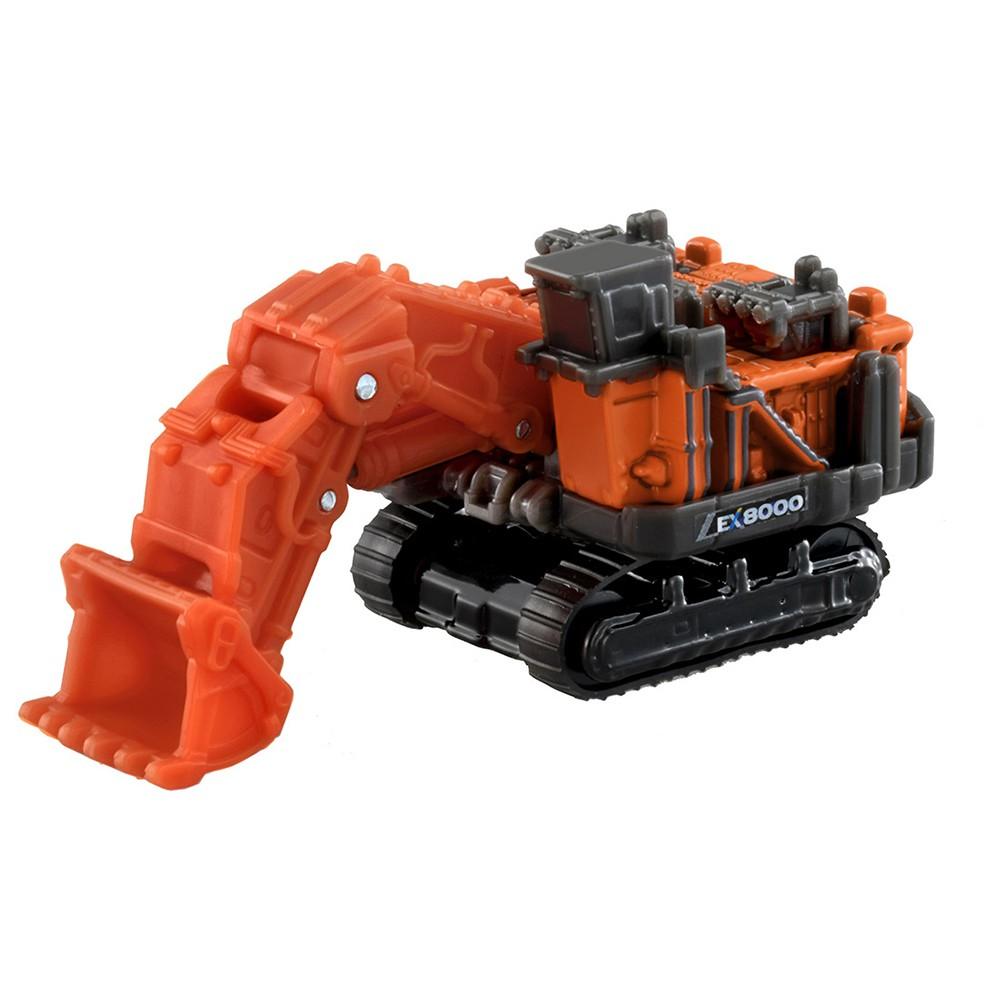TOMICA 多美小汽車 日立建機 EX8000-7 鏟土機 NO.25【酷比樂】