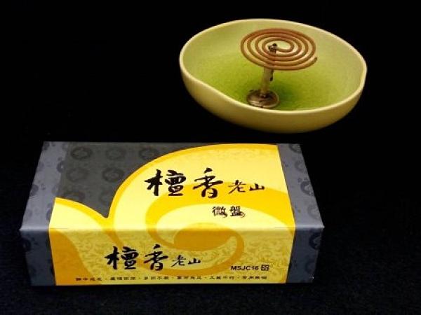施金玉沐香齋【檀香-老山2H微盤】一盒400元/全店同價位香品買5盒送1盒