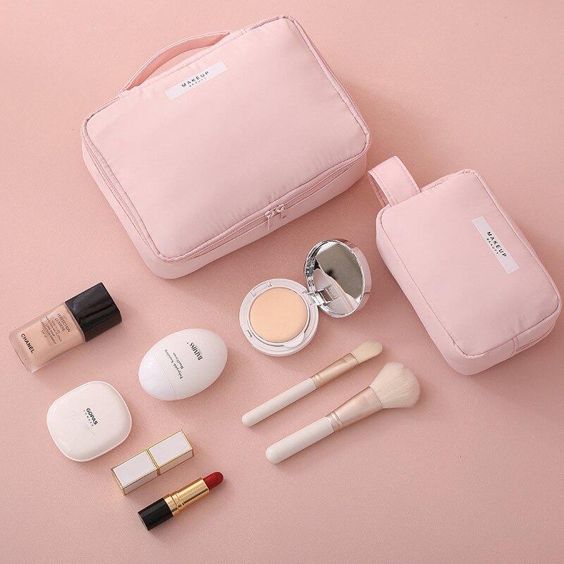 化妝包女便攜旅行大容量化妝品收納包化妝袋