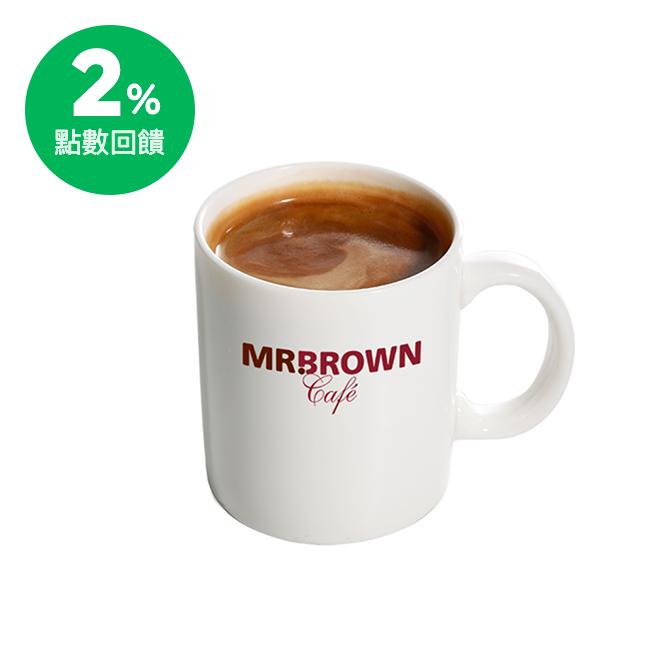 全台 伯朗咖啡館 美式咖啡(大杯) 喜客券