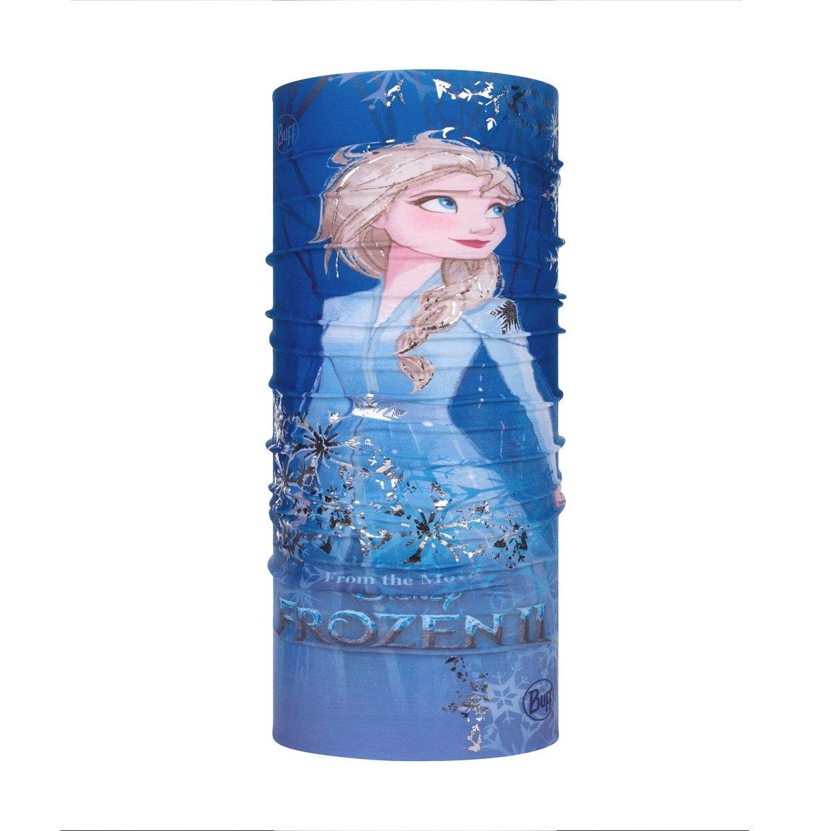 【【蘋果戶外】】BUFF BF121660 西班牙 魔術頭巾 NEW 兒童 經典頭巾 PLUS 冰雪奇緣 銀雪愛紗 四向彈性 小頭圍