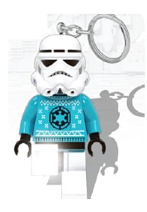 樂高LEGO 毛衣風暴兵鑰匙圈燈