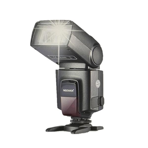 Neewer 閃光燈 TT560 標準熱靴 適用 Canon Nikon Panasonic Olympus Pentax 數位相機 [9美國直購]
