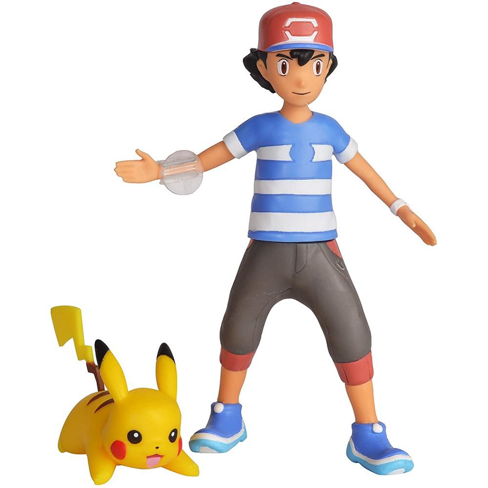 Pokemon 精靈寶可夢 戰鬥特徵可動人偶 4.5 Battle Feature Action 9美國直購