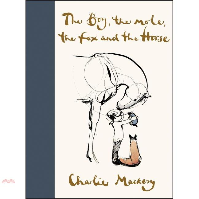 The Boy, the Mole, the Fox, and the Horse【三民網路書店】(精裝)[79折]