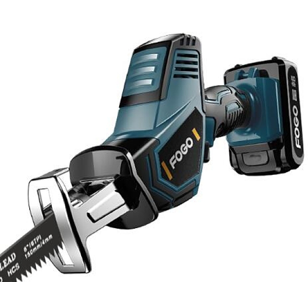 鋰電電鋸 手電電鋸家用充電式小型戶外手持電動鋸子伐木鋰電馬刀往復鋸【快速出貨八折優惠】