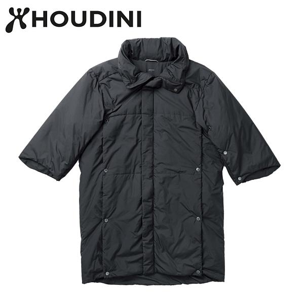 瑞典【Houdini】The Cloud 中性化纖外套 岩石黑
