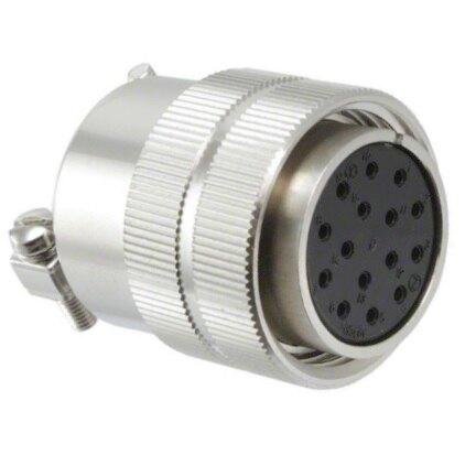 RM21TP-15S(81) 15P 母頭 HRS female Plug HIROSE RM系列圓形連接器(含稅)【佑齊企業 iCmore】