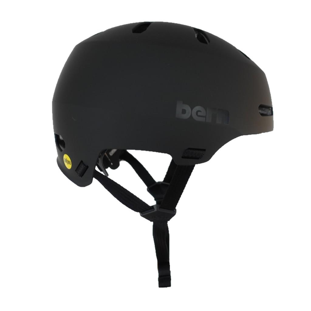 [Bern] Bern Team Macon安全帽 - Macon 2.0 Hard Hat(黑)