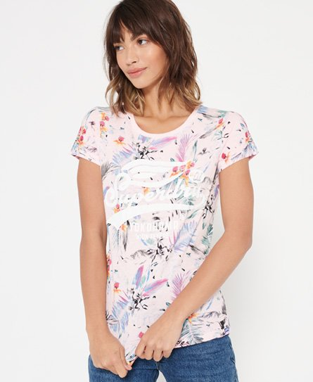 Superdry High Flyers Overdyed T-shirt