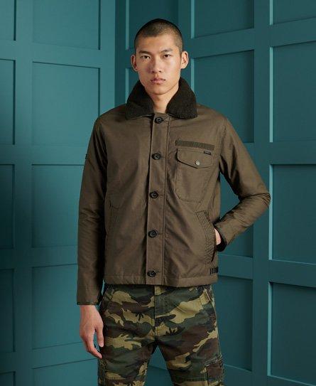 Superdry Waxed Field Deck Jacket