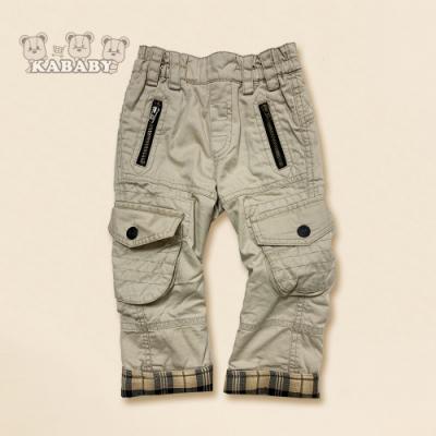 【金安德森】KA多口袋反折休閒褲 (共二色)
