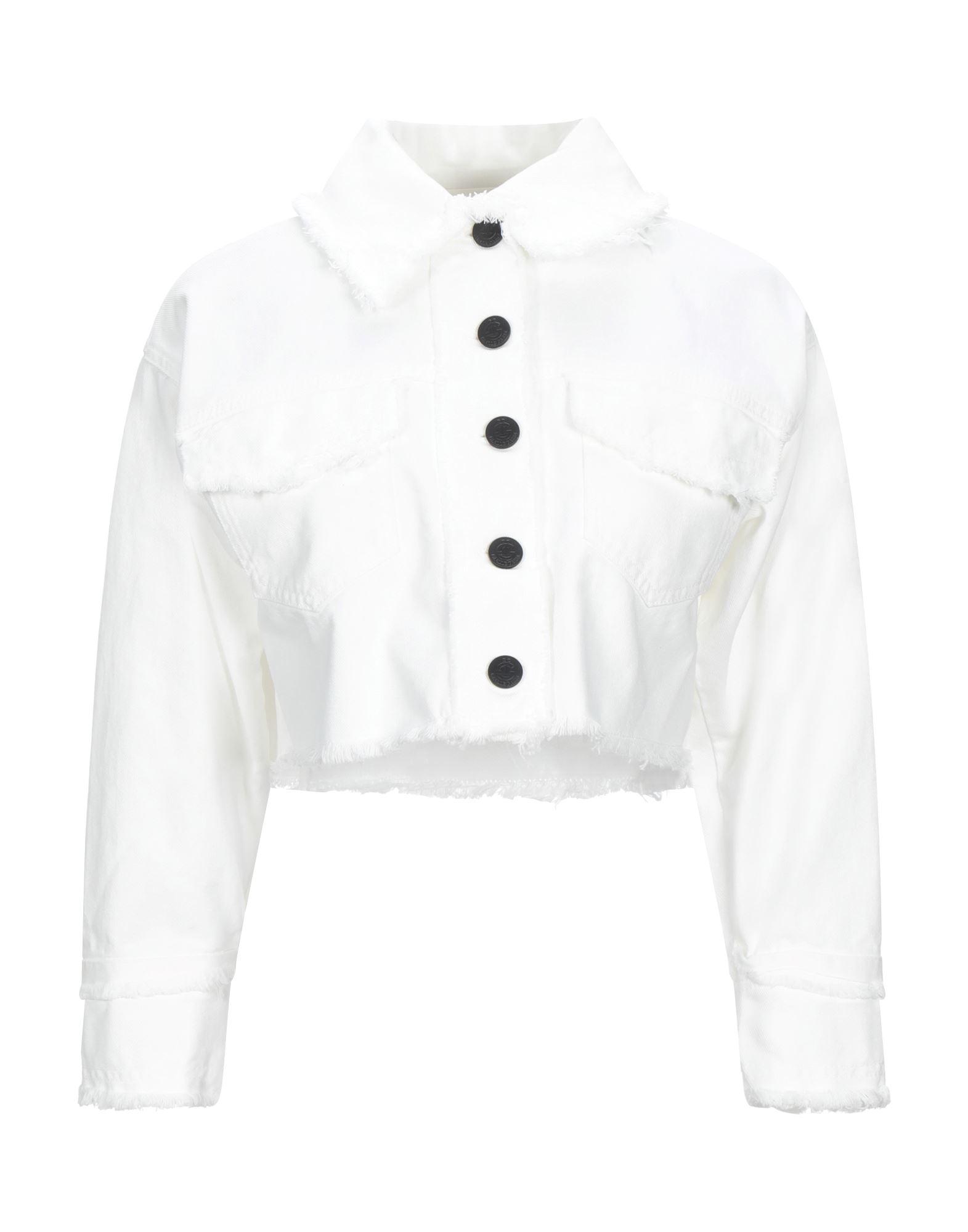 GAëLLE Paris Denim outerwear - Item 42823185