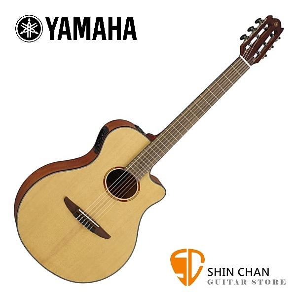 YAMAHA 山葉 NTX1 單板 可插電古典吉他 附原廠琴袋