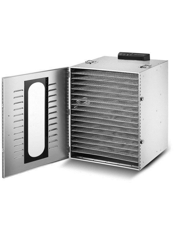 樂創大型水果烘乾機 食品家用果蔬食物風乾機水果茶乾果機商用箱  ATF   電壓:220v