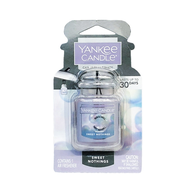 YANKEE CANDLE 車用/室內芳香劑吊飾 甜言蜜語 Sweet Nothings