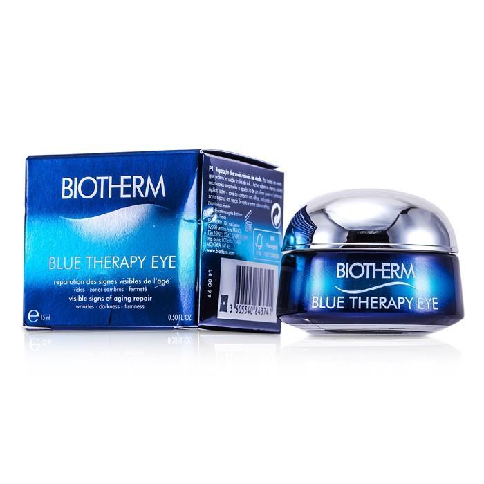 sw biotherm 碧兒泉-35深海奇肌6d修護眼霜 15ml - 海洋護理眼霜